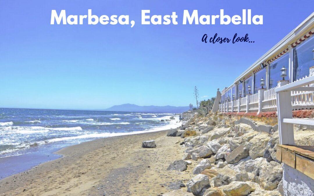 Marbesa Beachside Urbanisation in East Marbella