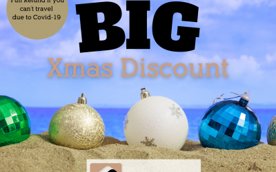 The BIG Xmas Discount on Spain Holidays