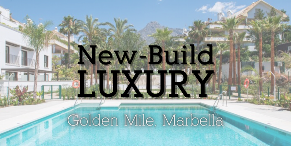 Golden Mile – Beautiful New apartments