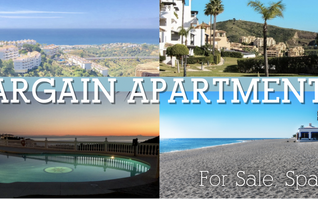 Bargain Apartments for Sale in Spain