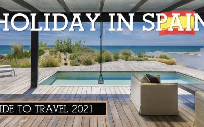 Summer Holidays in Spain 2021