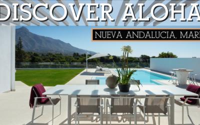 ALOHA IN NUEVA ANDALUCIA – LOVE & PEACE