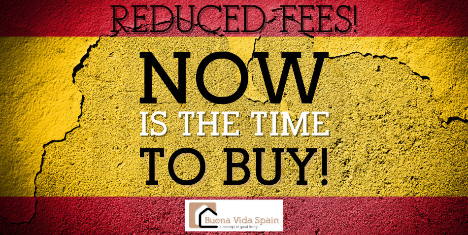 Reduced fees until the end of the Year!