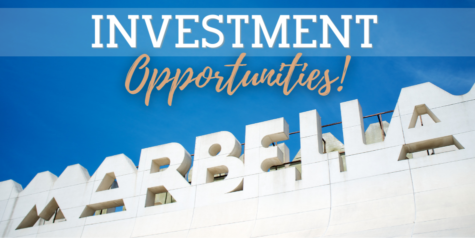Investment Property In Marbella