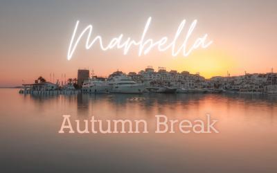 Autumn Break in Marbella